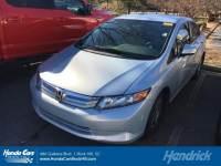 2012 Honda Civic Hybrid 4DR SDN L4 CVT Sedan in Franklin, TN