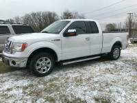 2011 Ford F-150 4x2 Lariat 4dr SuperCab Styleside 6.5 ft. SB