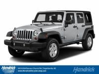 2016 Jeep Wrangler Unlimited Sport 4WD Sport in Franklin, TN
