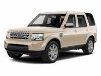 2013 Land Rover LR4 HSE Sport Utility