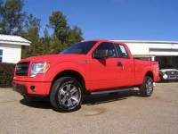 2014 Ford F-150 4x4 STX 4dr SuperCab Styleside 6.5 ft. SB