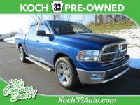 Pre-Owned 2010 Dodge Ram 1500 Big Horn 4D Crew Cab 4WD