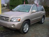 2005 Toyota Highlander AWD Limited 4dr SUV w/3rd Row
