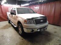 2008 Ford F-150 4x4 Lariat 4dr SuperCrew Styleside 6.5 ft. SB