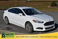 Used 2014 Ford Fusion SE Sedan I-4 cyl in Ashland, VA