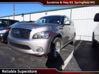 2011 INFINITI QX56 SUV 4WD For Sale in Springfield Missouri