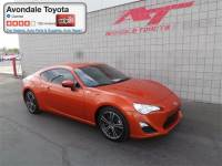 Pre-Owned 2016 Scion FR-S Coupe Rear-wheel Drive in Avondale, AZ