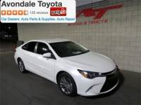 Certified Pre-Owned 2017 Toyota Camry Sedan Front-wheel Drive in Avondale, AZ