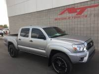 Certified Pre-Owned 2015 Toyota Tacoma PreRunner V6 Truck Double Cab 4x2 in Avondale, AZ