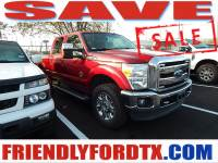 2015 Ford F-250 Lariat Truck Crew Cab V-8 cyl near Houston