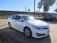 Used 2013 Toyota Camry SE Sedan FWD For Sale in Houston