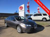 Certified 2015 Toyota Camry LE Sedan FWD For Sale