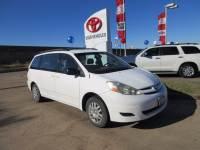 Used 2006 Toyota Sienna CE Minivan/Van FWD For Sale in Houston