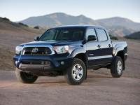 Pre-Owned 2015 Toyota Tacoma Base 4D Double Cab