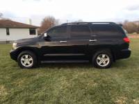 2008 Toyota Sequoia 4x4 Limited 4dr SUV