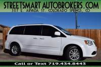 2014 Dodge Grand Caravan SXT 4dr Mini-Van