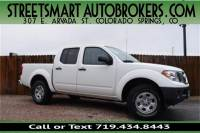 2014 Nissan Frontier 4x4 S 4dr Crew Cab 5 ft. SB Pickup 5A