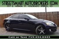 2008 Lexus IS 250 AWD 4dr Sedan