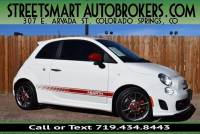 2013 FIAT 500 Abarth 2dr Hatchback