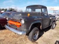 1956 Chevrolet C10 with C6500 nose 4x4 Pickup