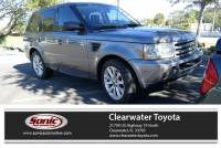 2009 Land Rover Range Rover Sport HSE 4WD 4dr SUV in Clearwater