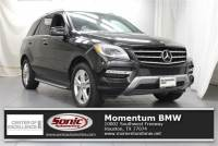 Used 2013 Mercedes-Benz M-Class ML 350 RWD 4dr SUV in Houston, TX