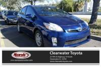 2011 Toyota Prius IV 5dr HB Natl Hatchback in Clearwater