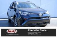 2018 Toyota RAV4 LE FWD Natl SUV in Clearwater