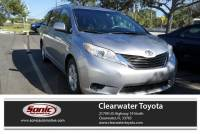 2011 Toyota Sienna LE 5dr 8-Pass Van V6 FWD Natl Van in Clearwater