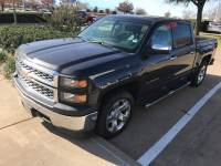 Pre-Owned 2014 Chevrolet Silverado 1500 Work Truck Truck Crew Cab For Sale in Frisco TX
