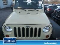 Used 2011 Jeep Wrangler Sport For Sale in Doylestown PA   Serving Jenkintown, Sellersville & Feasterville   1J4AA2D13BL541202