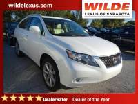 Pre-Owned 2012 Lexus RX 350 FWD 4dr FWD Sport Utility