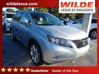 Pre-Owned 2010 Lexus RX 350 FWD 4dr FWD Sport Utility