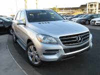 Pre-Owned 2013 Mercedes-Benz M-Class 4MATIC® 4dr ML 350 All Wheel Drive 4MATIC SUV