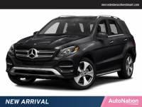 2016 Mercedes-Benz GLE 350 4MATIC