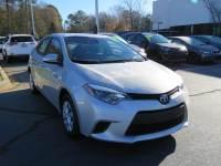 Used 2015 Toyota Corolla Auto L Sedan Front-wheel Drive
