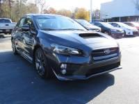 Used 2016 Subaru WRX Man Premium Sedan All-wheel Drive