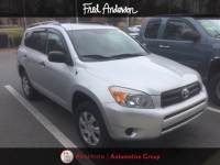 Pre-Owned 2007 Toyota RAV4 Base SUV For Sale | Raleigh NC