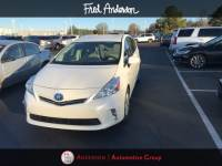 Pre-Owned 2012 Toyota Prius v Three Wagon For Sale | Raleigh NC