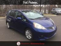 Pre-Owned 2010 Honda Fit Sport Hatchback For Sale | Raleigh NC