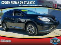 Pre-Owned 2016 Nissan Murano S SUV in Jacksonville FL