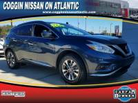 Pre-Owned 2017 Nissan Murano SUV in Jacksonville FL