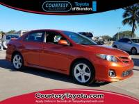 Pre-Owned 2013 Toyota Corolla S Automatic Sedan in Jacksonville FL