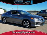 Pre-Owned 2013 Honda Accord EX-L Coupe in Jacksonville FL
