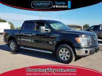 Pre-Owned 2010 Ford F-150 Truck SuperCrew Cab in Jacksonville FL