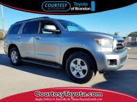 Pre-Owned 2013 Toyota Sequoia SR5 SUV in Jacksonville FL