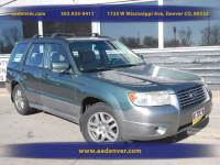 2007 Subaru Forester AWD 2.5 X L.L.Bean Edition 4dr Wagon