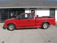 1997 Chevrolet S-10 2dr LS Extended Cab SB