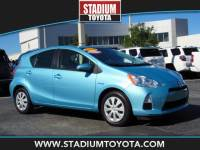 Certified Pre-Owned 2014 Toyota Prius C STD FWD
