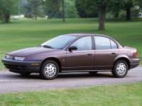 1999 Saturn SL1 Base Sedan FWD